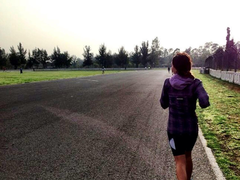 Primer d a de entrenamiento aut dromo hermanos rodr guez for Puerta 9 autodromo